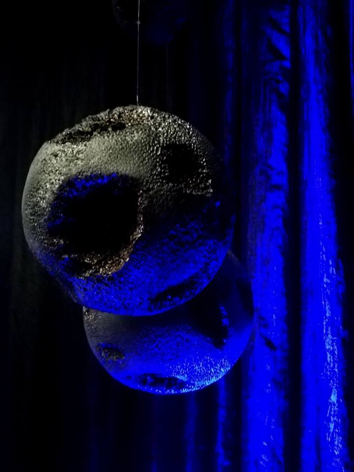 Ignite Possibilities 2 - Hanging asteroid