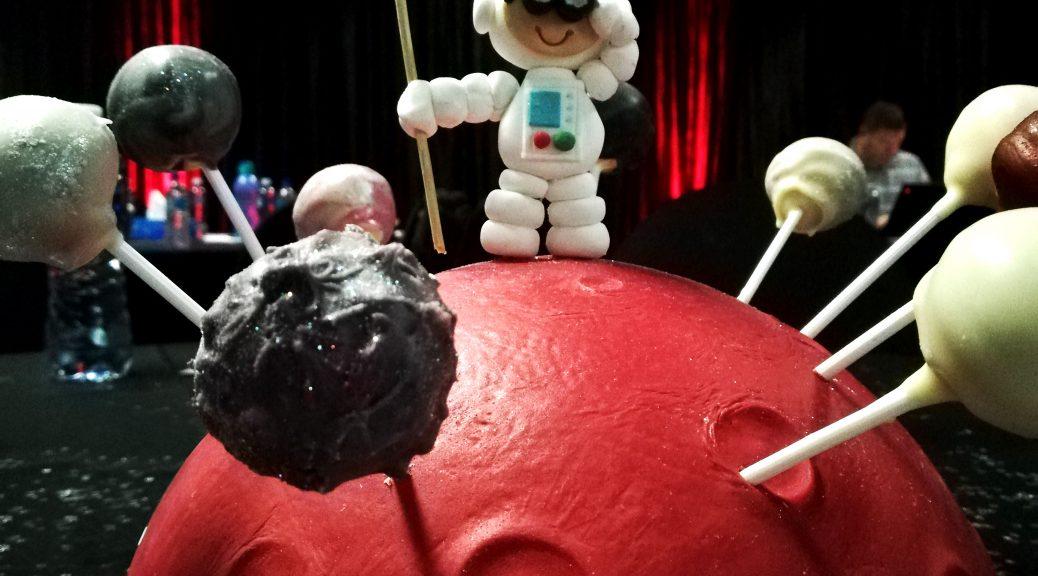 Kotex Table Decor - Cake Pops